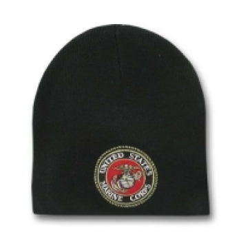 United States Marine Corps Classic Military Long Beanie