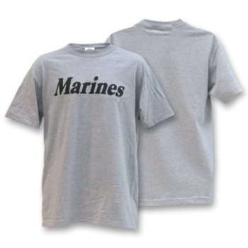 MARINES Military Training T-Shirt