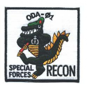 ODA 01 RECON Special Forces