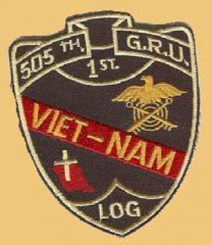 505th RT New York Special Forces Death Watch VIET - NAM