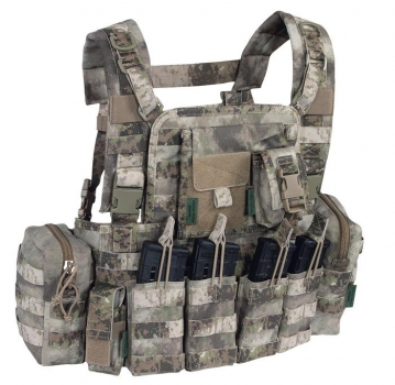 A-TACS AU Warrior Assault System 901 Chest Rig