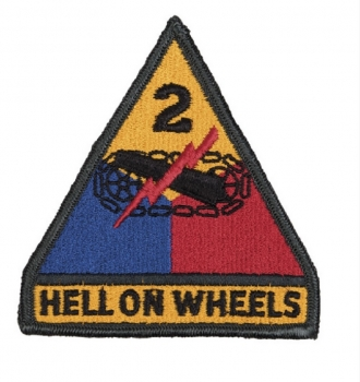 2nd Armor Division HELL ON WHEELS