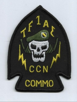 5th Special Forces Task Force 1 CCN COMMO TF1A