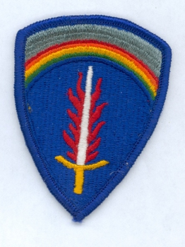 US ARMY Europe Uniform Abzeichen patch