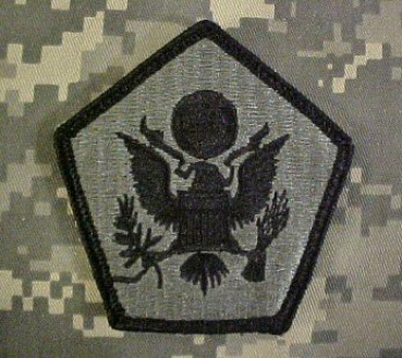 Headquarters Command ACU patch
