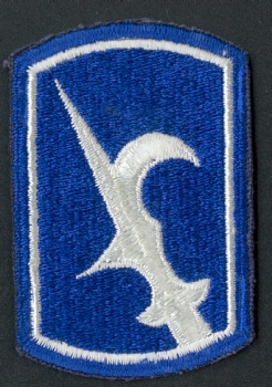 67th Infantry Brigade Uniform Abzeichen patch