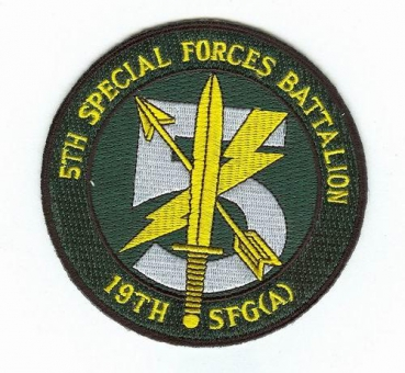 5th Special Forces 19th BN (A)