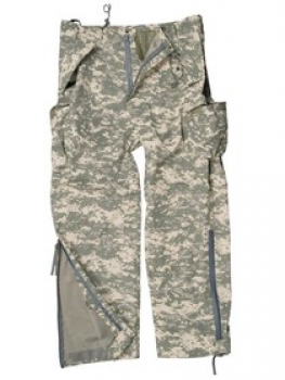 US ACU ECWCS Hose AT Digital Cold Weather Nässeschutzhose Generation II