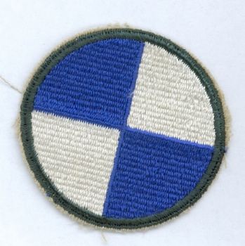 IV Corps US Army Uniform Abzeichen patch WWII