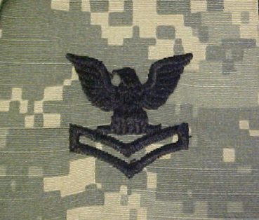 US NAVY USN ACU SEW On RANK Uniform Dienstgradabzeichen
