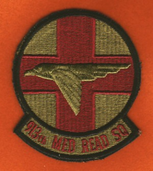 913th MEDICAL READINESS USAF patch Abzeichen