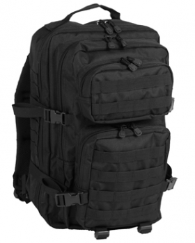 US ASSAULT LARGE PACK SCHWARZ