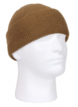 US Marines G.I. Wool Watch Cap Coyote Brown