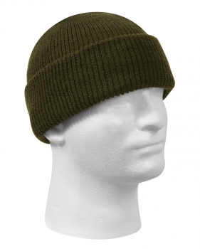 US Army G.I. Wool Watch Cap Olive Drab