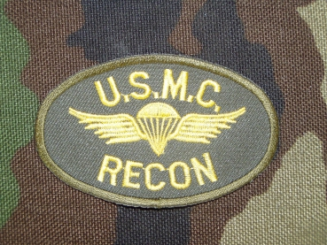 US Marines USMC RECON Marines patch