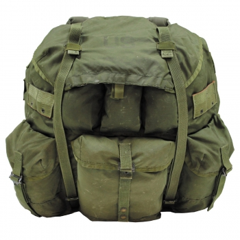 5 Stück US ARMY Rucksack Alice Large Pack oliv