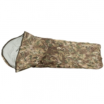 Army MTP Multicam MSS Sleeping bag mit Woobie