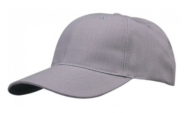 PROPPER 6 Panel Baseball Cap Grey