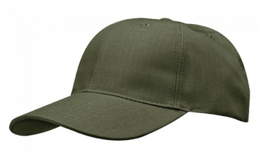 PROPPER 6 Panel Baseball Cap Oliv Green