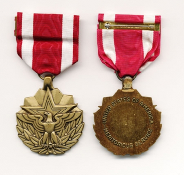 US Army Meritorious Service Medal Uniform Orden