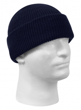 US Navy G.I. Wool Watch Cap Navy Blue