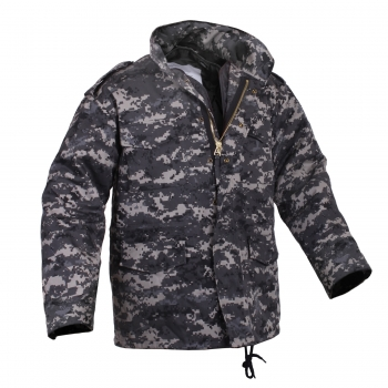 US M65 FIELD JACKET Subdued Urban Digital Camouflage
