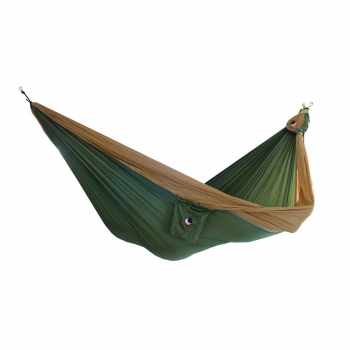 TTTM Single Hammock  2 color Army Green / Khaki