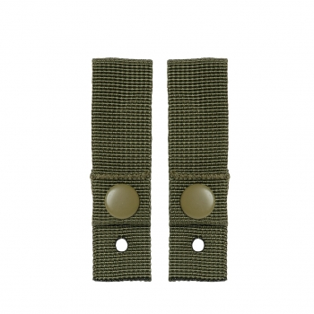 US Army MICH ACH PASGT HELMET GOGGLE RETENTION STRAPS OD Green