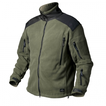 HELIKON TEX LIBERTY HEAVY FLEECE JACKE olive
