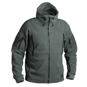 HELIKON TEX PATRIOT HEAVY FLEECE JACKE FOLIAGE GREEN