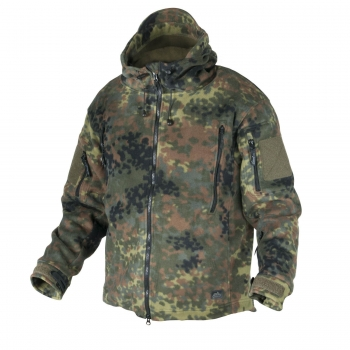 HELIKON TEX PATRIOT HEAVY FLEECE JACKE Flecktarn