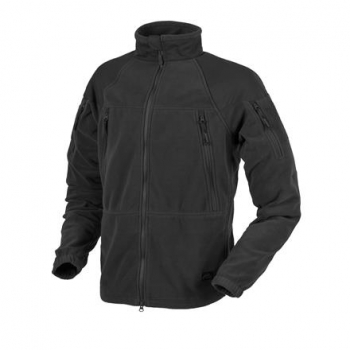 Helikon Tex STRATUS® Jacket - Heavy Fleece - Black