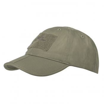 Helikon Tex Baseball FOLDING Cap® - PolyCotton Ripstop - Adaptive Green