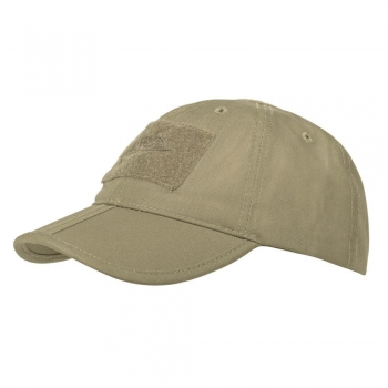 Helikon Tex Baseball FOLDING Cap® - PolyCotton Ripstop - Coyote