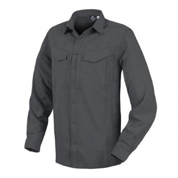 Helikon Tex DEFENDER Mk2 Gentleman Shirt® - Melange Black-Grey