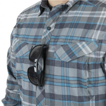 Helikon Tex Defender Mk2 PILGRIM Long Sleeve Shirt® - Ginger Plaid