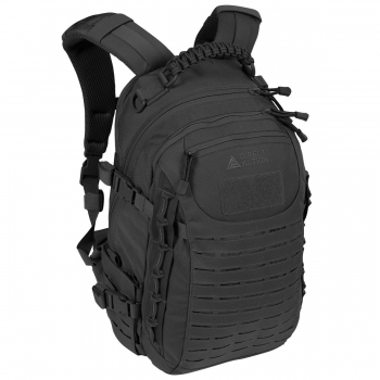 Direct Action® Dragon Egg Mk II Rucksack 25L MOLLE Backpack Schwarz