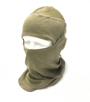 US Army ELITE ISSUE® Balaclava Fire Resistent AR670 Coyote