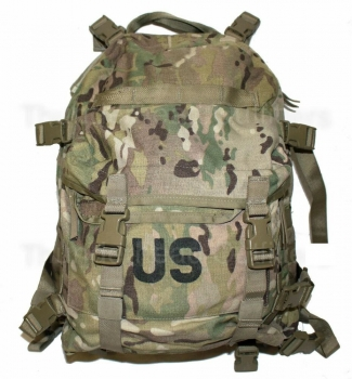 US Army MOLLE II OCP Multicam Assault pack