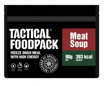 TACTICAL FOODPACK® MEAT SOUP