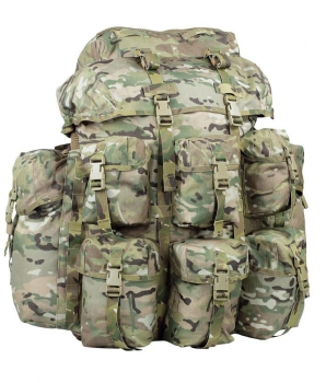 Warrior Elite Ops High Capacity BMF Burgen Multicam