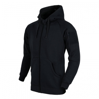 Helikon Tex Urban Tactical Hoodie Lite (FullZip)® Black