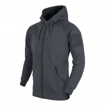 Helikon Tex Urban Tactical Hoodie Lite (FullZip)® Grey