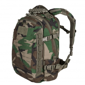 Direct Action® Dragon Egg Mk II Rucksack 25L MOLLE Backpack US Woodland Camouflage