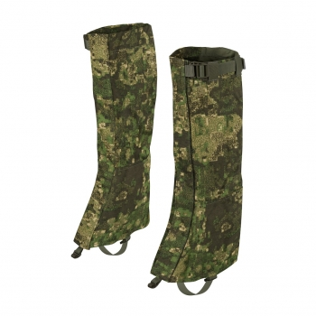 Helikon Tex Long Gaiters PenCott® WildWood™