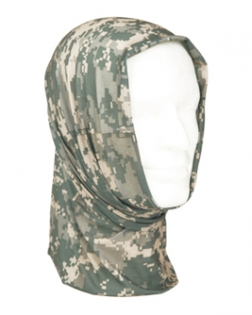 ACU MULTI HEADGEAR WRAP 6 Way Face Protector AT Digital