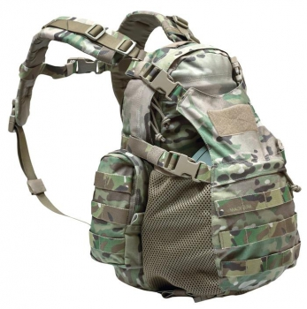 Warrior Elite Ops Helmet Cargo Pack Multicam