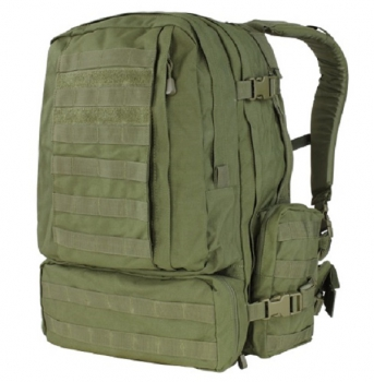 3 DAY Army PATROL MOLLE ASSAULT RANGER RUCKSACK oliv OD Green