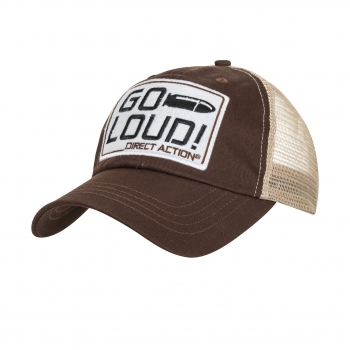 DIREKT ACTION® GO LOUD!® Feed Cap - Brown