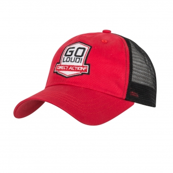 DIREKT ACTION® GO LOUD!® Feed Cap - Red
